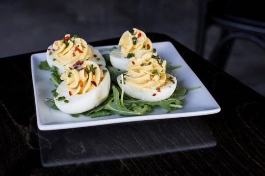 Deviled eggs will be available at Bar Ware at 276 S. Front Street, July 09, 2019.