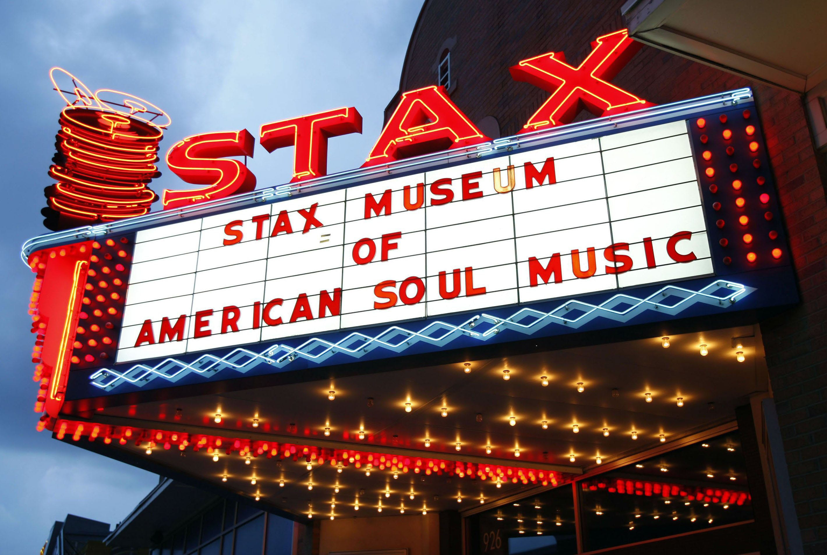 The Stax Museum of American Soul Music in Soulsville