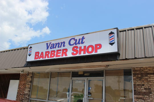 Vann Cut barber shop to open in Frayser.