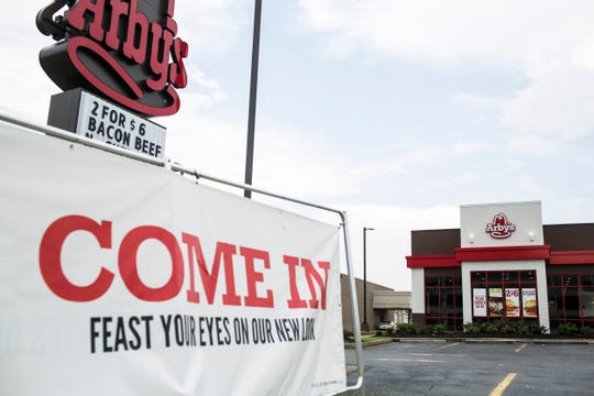 The Arby's at 975 Union Avenue has recently opened after a remodeling of the fast food restaurant, July 10, 2019.