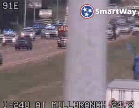 Interstate shooting leaves one person in non-critical condition