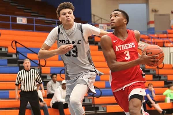 Coleman Hawkins is a 2020 recruiting prospect from Prolific Prep in California.