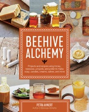 """Beehive Alchemy"" by Milwaukee-based Petra Ahnert includes a wide assortment of projects."