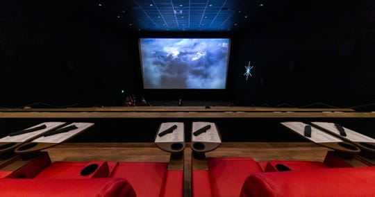 The Silverspot Cinema at The Corners of Brookfield features nine auditoriums with state-of-the-art laser projectors and spacious heated, reclining seats.