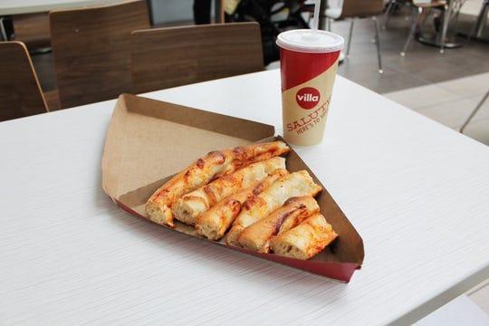 Just The Crust from Villa Italian Kitchen.