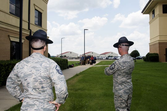 Air University's Officer Training School is expecting a Godzilla-sized class in July at Maxwell Air Force Base.