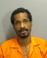 Eric Javelle Baxter was charged with second-degree arson.