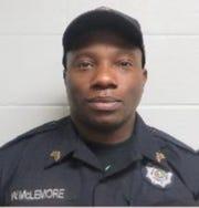 Willie Gene McLemore arrested in prison contraband scheme.