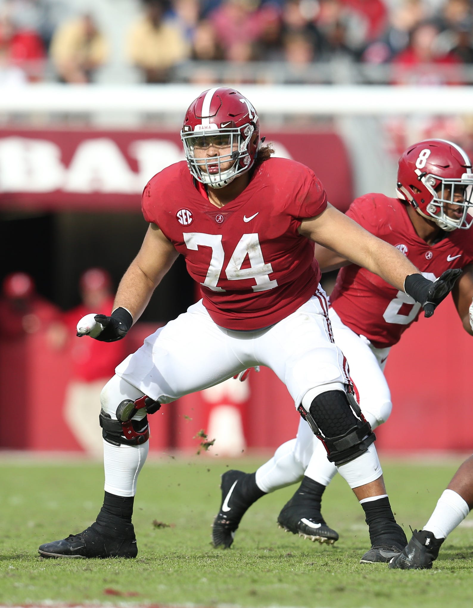 Jedrick Wills Jr.: A look at the Alabama football offensive lineman