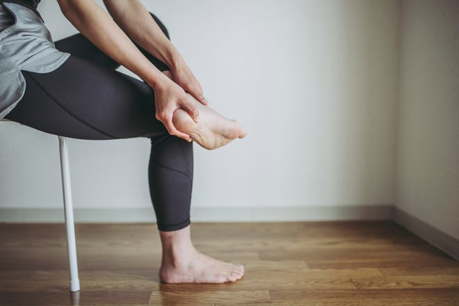 The feet alone make up a quarter of all the bones in the human body. They have 56 bones, 60 joints, and over 200 muscles, ligaments and tendons.