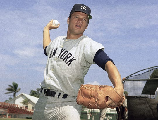 Jim Bouton in 1967.