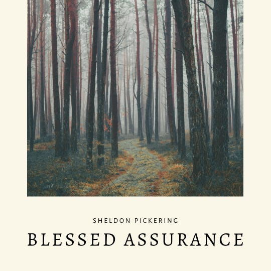 "Local pianist, composer and arranger Sheldon Pickering has released ""Blessed Assurance,"" an eight-song collection of inspirational standards."