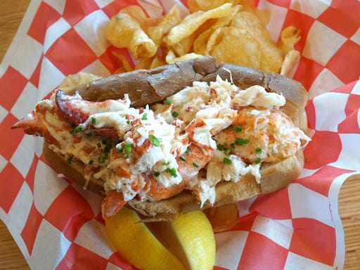 Grab Some Fresh Lobster At This Downtown Birmingham Restaurant