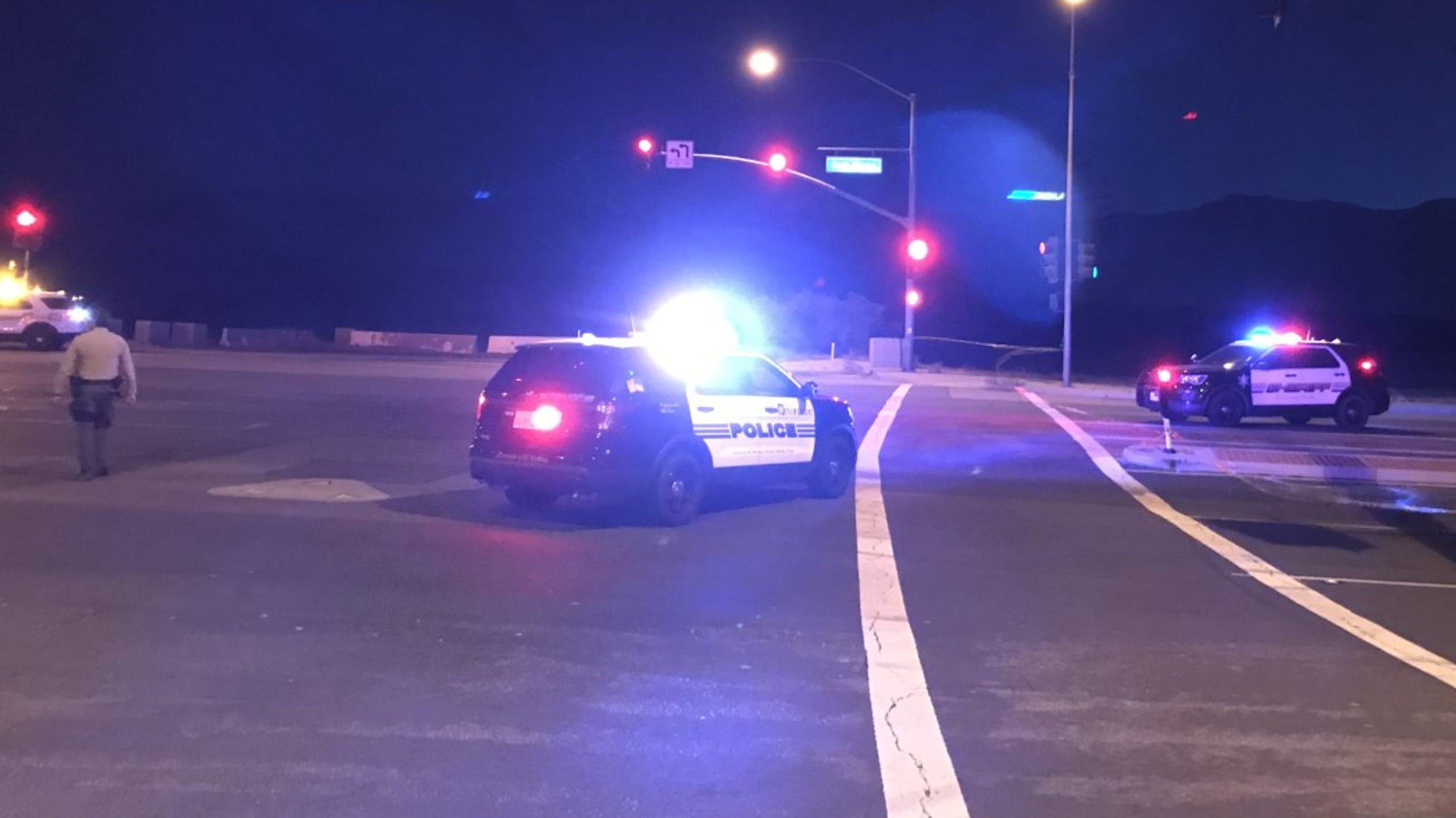Riverside County sheriff's deputy fatally shoots man in