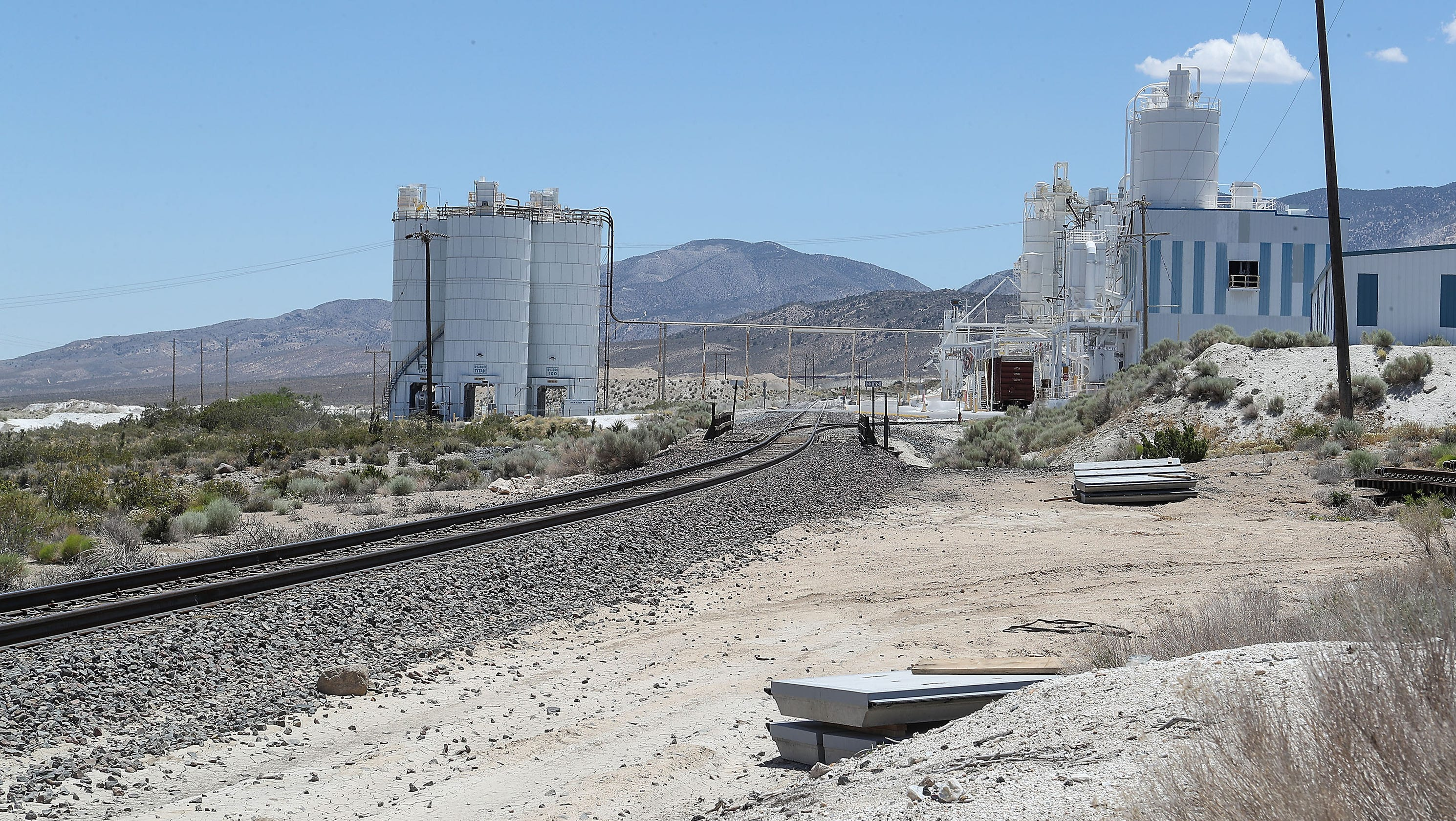Omya dumped on public California land  Now the mining firm
