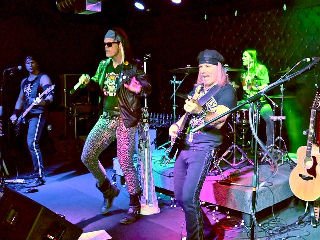 Palm Springs area things to do: Upcoming live music, art activities
