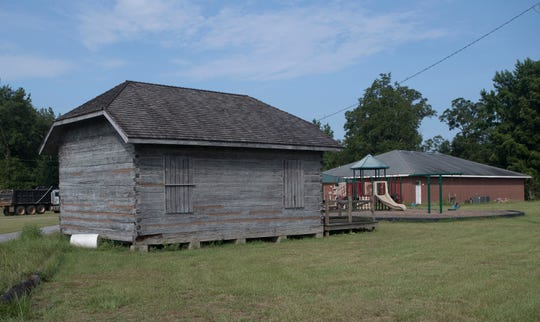 A group of residents is seeking to preserve and showcase the details of a one-room school in Walnut Hill. The group is hoping Escambia County officials will step in to save the log structure that dates to before 1877. On Tuesday, July 9, 2019, the old school building can be found Hwy 97.