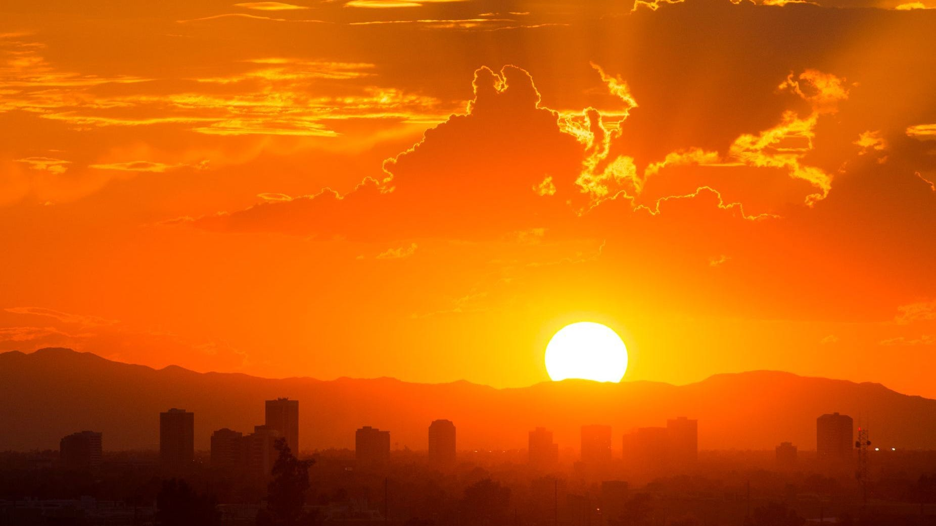 Without action on climate change, heat is projected to become major global killer - AZCentral
