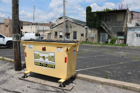 The ordinance the committee is now considering would potentially make it a requirement for all dumpsters on commercial properties within the city to be shielded and outline a specific set of criteria for doing so.