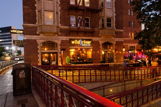 Wild River Grille opened in 2007 on the ground floor of the Riverside Artists Lofts overlooking the Truckee River in downtown Reno.
