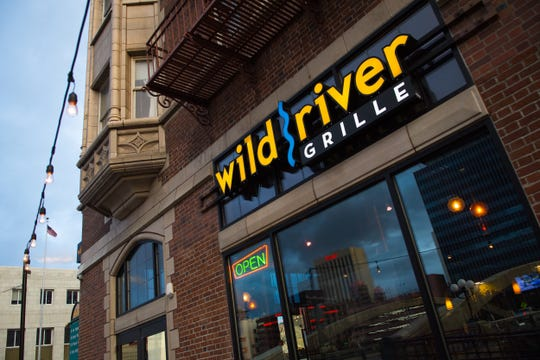 The Wild River Grille group now consists of the original restaurant, the adjacent River Room restaurant and the City Room private event space.