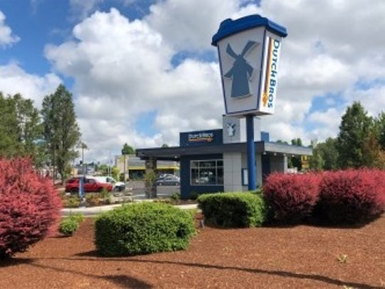 Salem's newest location of Dutch Bros coffee, located at 2822 Broadway Street, opened on Monday, July 8.