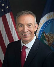 U.S. Agriculture Deputy Secretary Stephen Censky