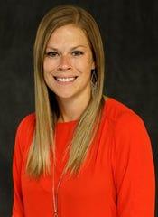 USD volleyball coach Leanne Williamson