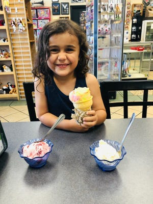 Summer is a time to enjoy the ice cream at Lofty Pursuits