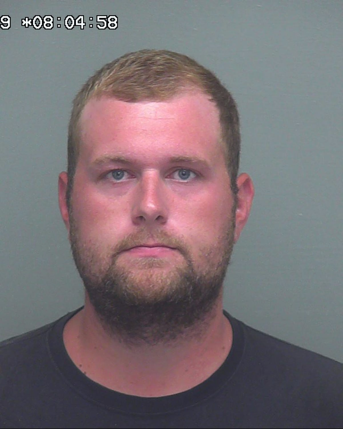 Former police officer Zach Wester arrested, accused of