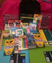 Donations of school supplies are needed for Hopeloft's Back to School Bash for families in need.