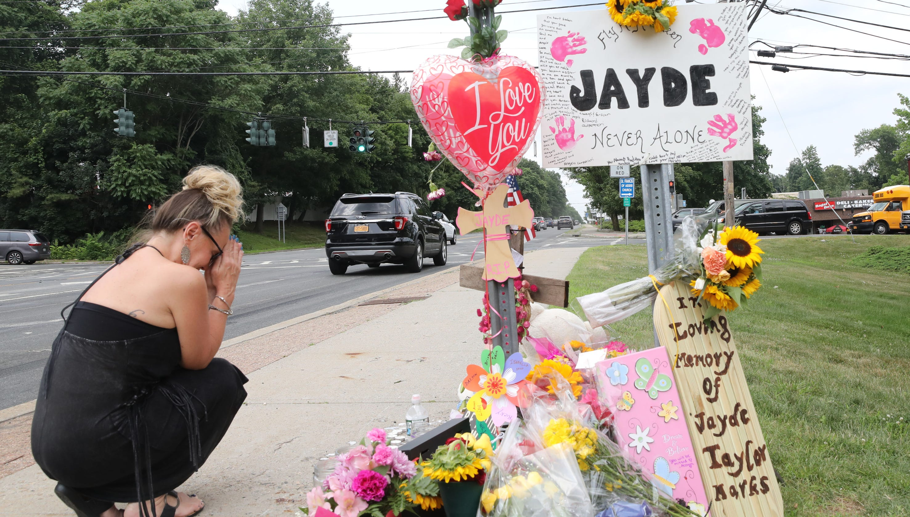 Jayde Marks died after New City crash on Route 304
