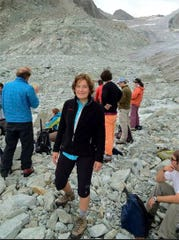 "American 59-year-old molecular biologist Suzanne Eaton is seen in this undated photo provided by her family.  A state coroner on Wednesday, July 10, 2019, on the Greek island of Crete said that the body of a woman believed to be the missing American scientist had died as a result of a ""criminal act,"" although her identity still has to be confirmed, after Eaton was reported missing July 2, 2019. Eaton moved to Armonk, New York, at age 11 and graduated in 1977 from Byram Hills High School."