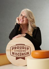 Dairy Farmers of Wisconsin's lead marketer Suzanne Fanning is putting Wisconsin's dairy products in the national spotlight and she's getting results...and accolades.