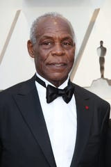 Danny Glover arrives at the Academy Awards in Los Angeles in February 2019.