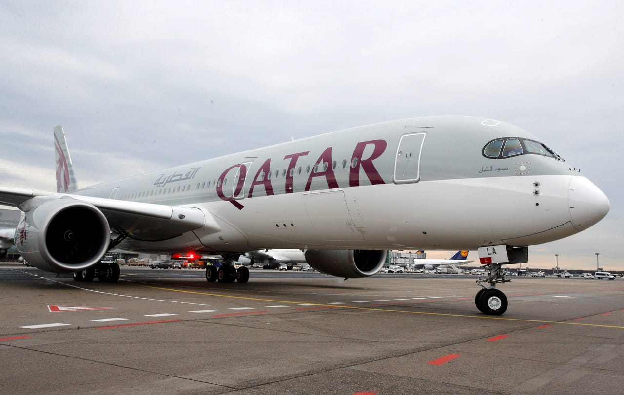 5. Qatar Airways