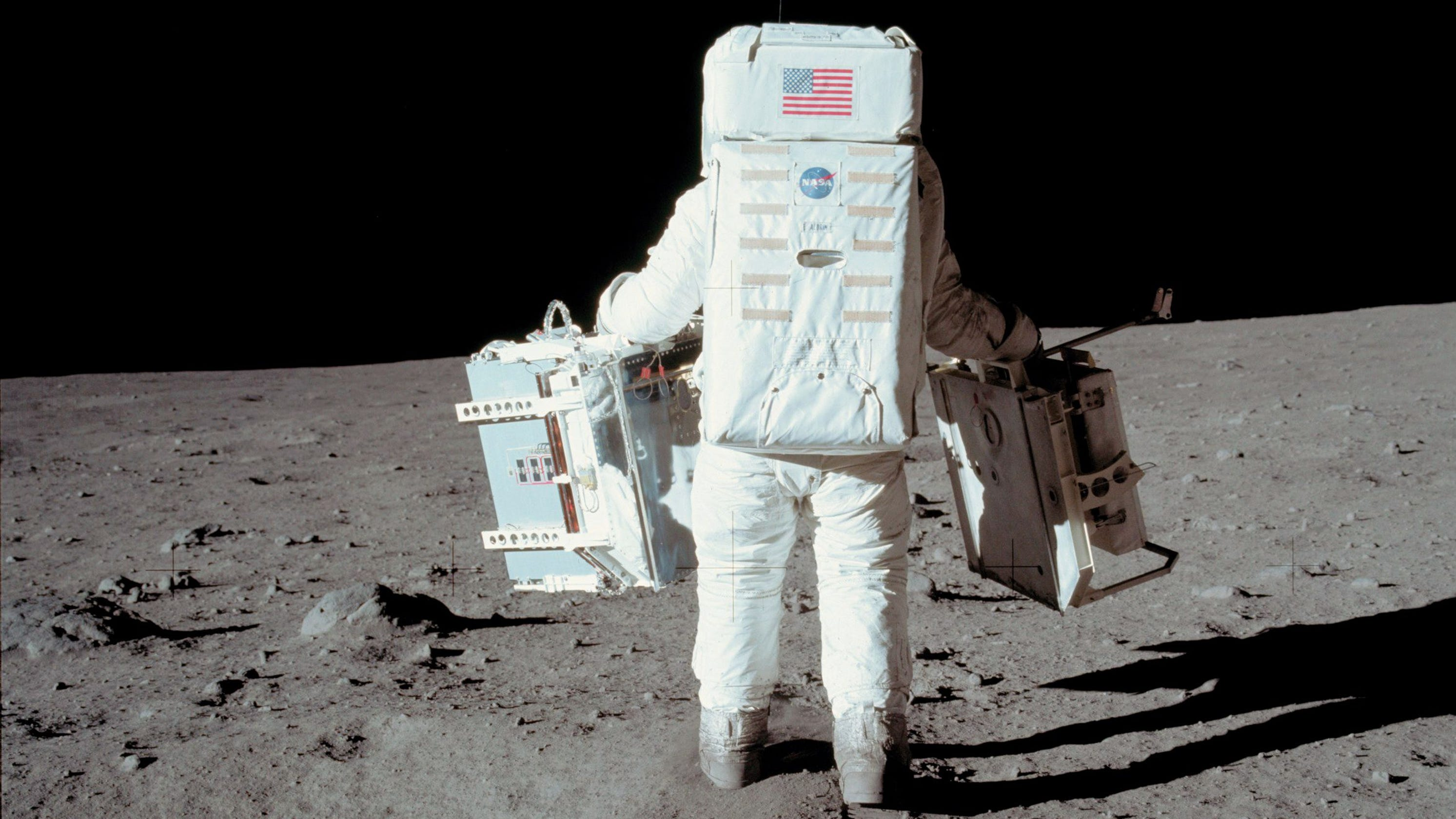 50 years after Apollo 11, don't let space become a landfill for equipment and satellites