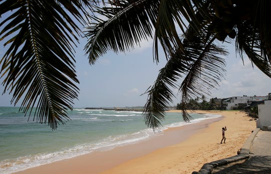 Tourism in Sri Lanka has flatlined after April's terrorist attacks, dropping 57% compared to June 2018. The country's tourism minister says he hopes slashing airfare-related costs will jumpstart flight bookings.