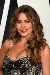 Sofia Vergara attends the 2019 Vanity Fair Oscar Party on Feb. 24 in Beverly Hills, Calif.