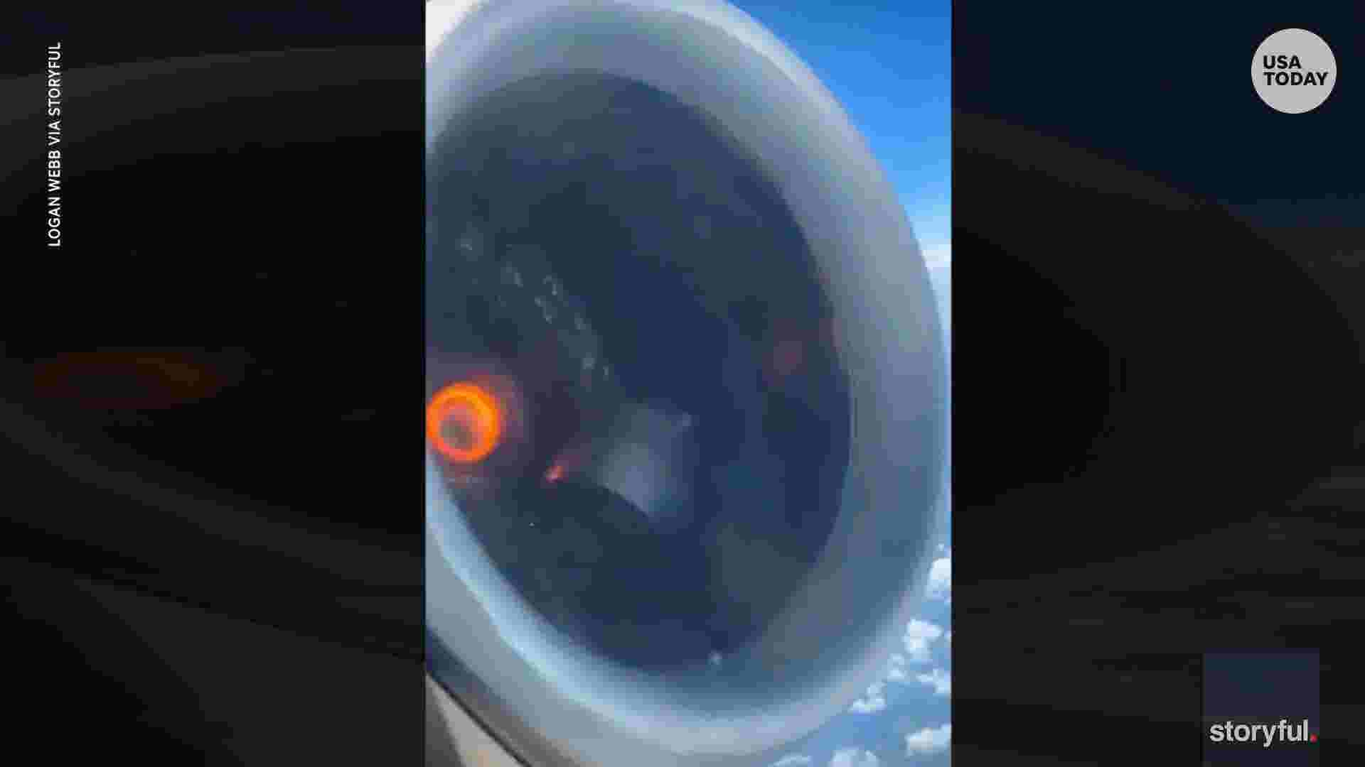 Jet's nose cone breaking off is 'completely terrifying'