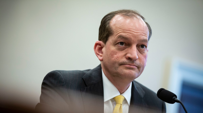 Alex Acosta resigns: Perverts like Jeffrey Epstein don't deserve a 'deal of a lifetime'