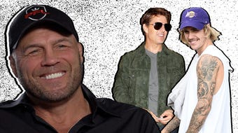 UFC Hall of Famer Randy Couture stopped by the USA TODAY studios to give his opinion on a potential fight between Tom Cruise and Justin Bieber. He also speaks about his acting career and his role with the Professional Fighting League.
