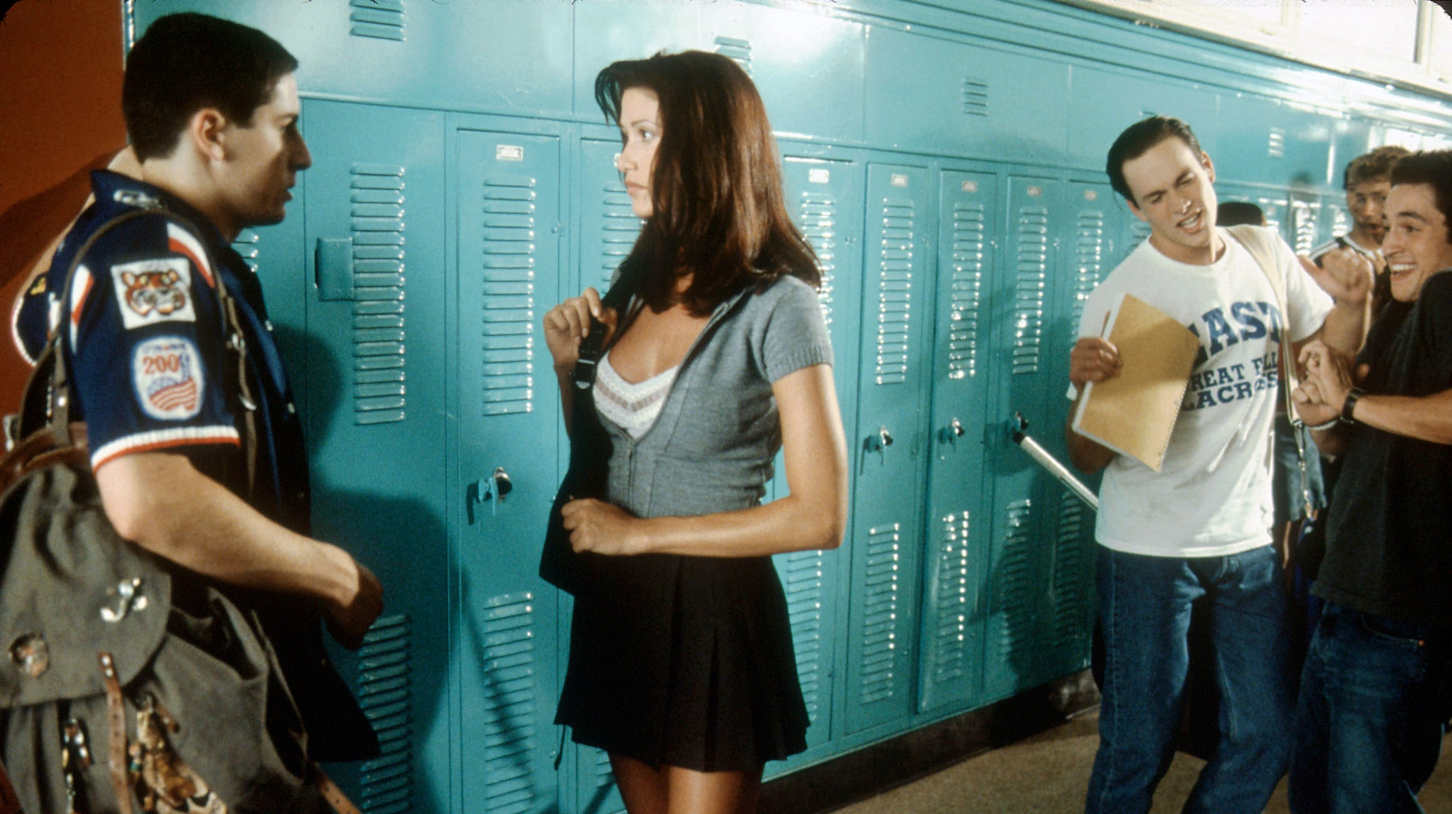 American Pie The Wedding Nude Scenes shannon elizabeth says this 'american pie' scene isn't