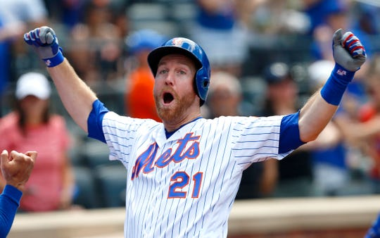 Toms River native and New York Mets slugger Todd Frazier is donating $50,000 to the Toms River Field of Dreams project, which will create a sports playground for special needs children and adults in Toms River.