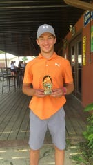 Galion's Spencer Keller won the HOJGA title at Bucyrus.