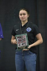 Simon Kenton's Paige Robbins is a two-time Enquirer archer of the year.