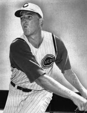 Jim Maloney, the Reds' ill-charmed righthander who four times previously moved within a whisper of a no-hit game, finally did it Thursday, holding the Chicago Cubs hitless through 10 breathtaking innings for a 1-0 victory.
