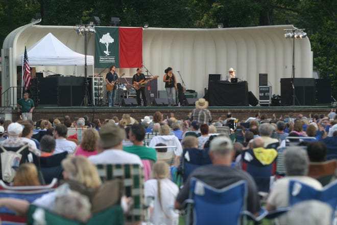 New Power Soul will perform live at Duke Island Park at 7 p.m. on Sunday, July 21. The concert is free.