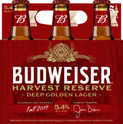 Budweiser's Harvest Reserve Deep Golden Lager is a premium beer released in July, 2019, that's only available in Des Moines and Omaha and meant to emphasize the brewer's relationship with farmers.