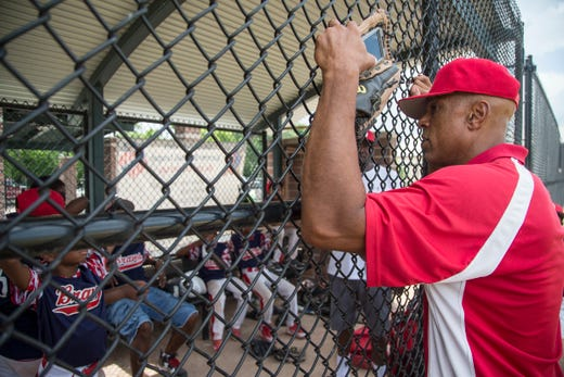 How a Detroiter started a youth baseball program with 130 teams